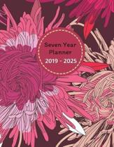 Seven Year Planner 2019 - 2025 Anax