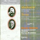The Romantic Piano Concerto 19 - Mackenzie, Tovey / Osborne