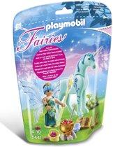 Playmobil Kruidenfee met Eenhoorn Safier - 5441