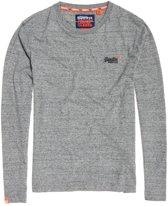 Superdry Shirt - Maat XXL  - Mannen - grijs