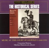 Music At The Court Of Leopold 1