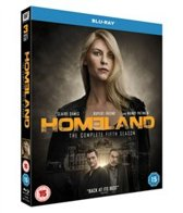 Homeland Season 5 [Blu-ray] (Import)