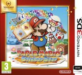 Paper Mario: Sticker Star - Nintendo Selects - 2DS + 3DS