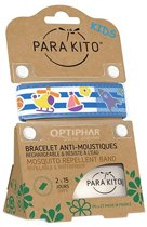 Parakito Kids Anti-Muggen Armband Toys & Strips + 2 navullingen