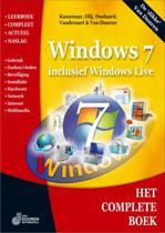 Het complete boek: windows 7