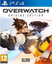 Activision Overwatch: Origins Edition, PS4 Basic + DLC PlayStation 4 video-game