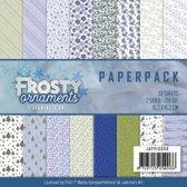 Papierpak - Jeanine's Art - Frosty Ornaments