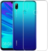 Pearlycase Transparant TPU Siliconen case hoesje voor Huawei P Smart 2019