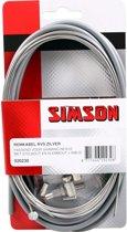 Simson Remkabel Shimano Nexus RVS Zilver
