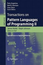 Transactions on Pattern Languages of Programming