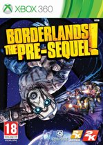 Borderlands: The Pre-Sequel! - Xbox 360