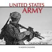 United States Army Calendar 2016