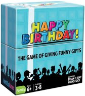 Happy Birthday: The Card Game