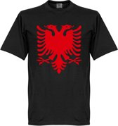 Albanië Adelaar T-Shirt - XS