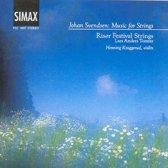 Johan Svendsen: Music For Strings