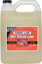 Finishline Dry Teflon Lube.