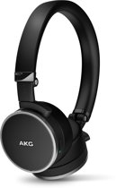 AKG N60NC Wireless - Draadloze on-ear koptelefoon met Active Noise Cancelling - Zwart
