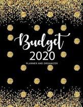 Budget Planner and Organizer 2020