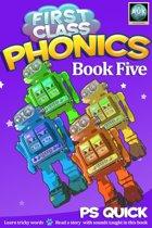 first class phonics book 8 quick p s