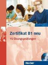 Zertifikat B1 neu - Ubungsprufungen - Buch + CD MP3