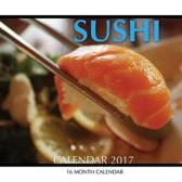 Sushi Calendar 2017