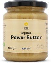 Body & Fit Organic Powerbutter - Biologische notenpasta - 250 gram