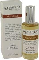 Demeter 120 ml - Gingerbread Cologne Spray Women