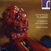 Fantasias For Viola Da Gamba