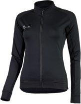 Rogelli Benice 2.0 Wielrenshirt Dames Fietsshirt - Maat XL  - Vrouwen - zwart