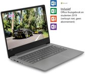 Lenovo ideapad 330s - 14 inch - nieuwste/8ste generatie i3 8130U - 500B SSD - 8GB Werkgeheugen - Windows 10 Home - Qwerty us (NL layout) - Nu tijdelijk met GRATIS Office 2019 Home and Student t.w.v. €149! (verloopt niet, geen abonnement)