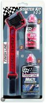 Finish Line Starter Kit 1-2-3 GrungeBrush Combo 2