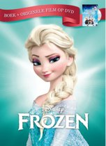 Frozen (Boek Met Dvd Movie)