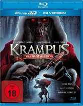 Krampus - The Christmas Devil (3D Blu-ray) (import)