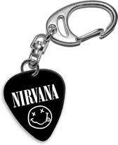 Nirvana plectrum sleutelhanger