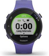 Garmin Forerunner 45S - GPS Sporthorloge met hartslagsensor - Small - Iris/Zwart