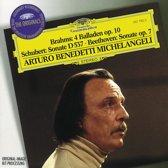 Ballades/Piano Sonata 4