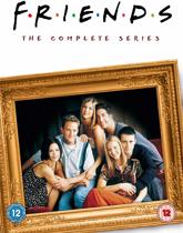 Friends Complete Collection (Dvd) - met Nederlandse Ondertiteling