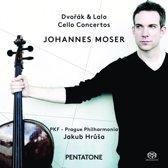 Dvorak & Lalo Cello Concertos