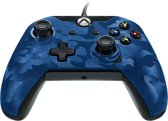 PDP Deluxe Controller - Programmeerbare knoppen  - Xbox One / Windows 10 - Blauw Camo