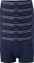 Actie 6-pack: Tommy Hilfiger boxershorts - blauw -  Maat XL
