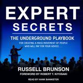 Boek cover Expert Secrets van Russell Brunson