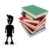 Kikkerland boekenlegger poppetje Shoemark