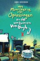 Ministerie van oplossingen en de verdwenen Van Gogh