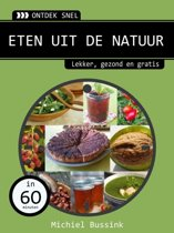 Omslag van 'Ontdek snel - Eten uit de natuur'