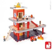 Brandweer Garage, Brandweerkazerne, Merk Janod