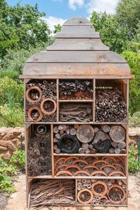 Insect Hotel on a Farm Natural Pollination & Pest Control South Africa Journal