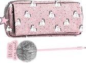 Unicorn Etui 21 cm - Giftbox - inclusief pen