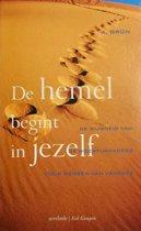 DE HEMEL BEGINT IN JEZELF