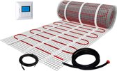 Plieger Heat Elektrische Vloerverwarmingsmat - 4m² 50 x 800 cm 600W