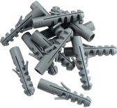 Nylon Pluggen - Muurplug - Plug - 10x50mm - 50 Stuks